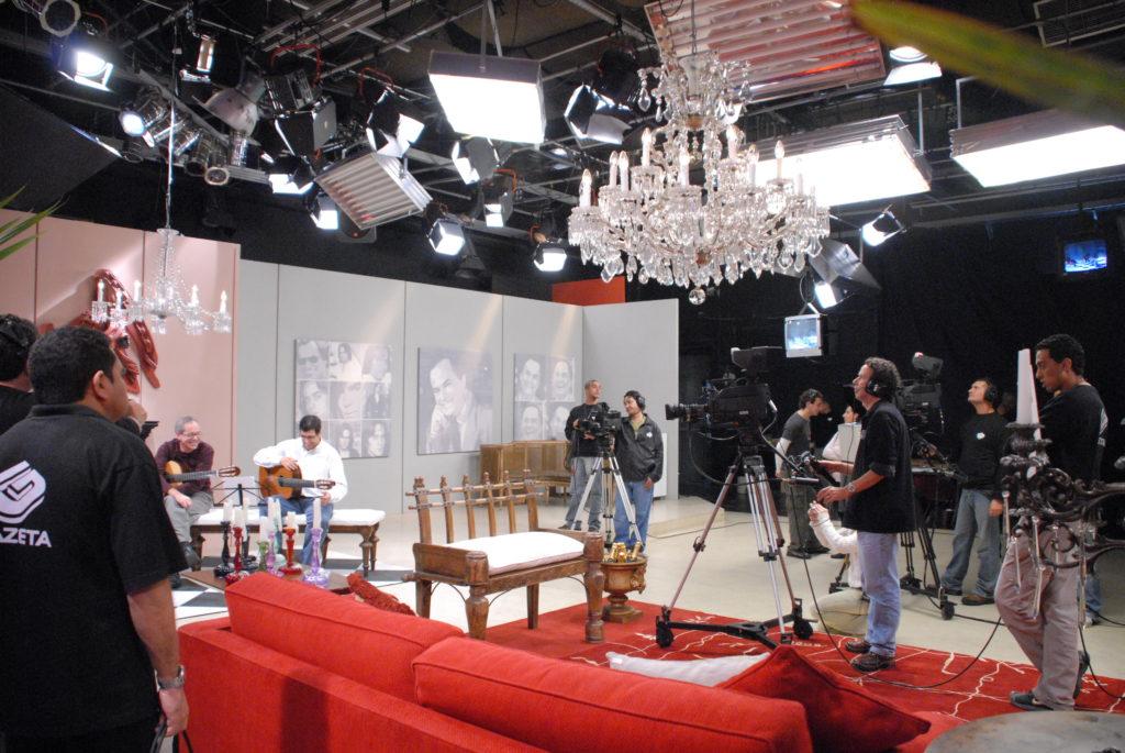 Imagem rádio e TV