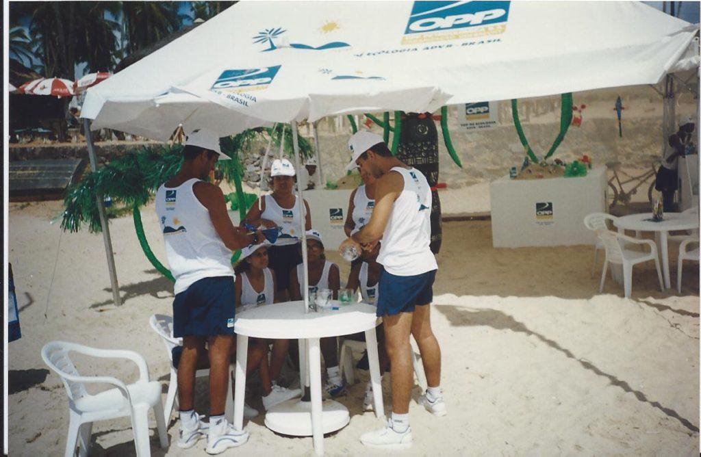 Projeto Praia Limpa 4